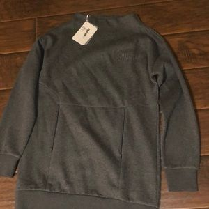 Long gymshark sweater